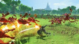 Hyrule Warriors Age Of Calamity Torrent Download Pc Game Skidrow Torrents