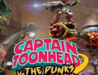 Captain ToonHead vs the Punks from Outer Space Torrent Download PC Game