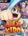 Alex Kidd in Miracle World DX Torrent Download PC Game
